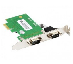 Slika izdelka: PCI kartica E-Green Express kontroler 2-port (RS-232,DB-9)