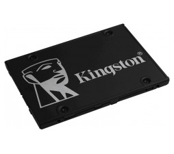 Slika izdelka: SSD Kingston 256GB KC600, 550/500 MB/s, SATA 3.0(6Gb/s), 3D TLC
